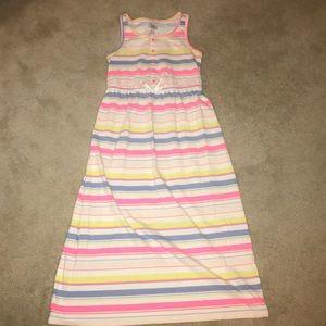 Long Summer Girls Dress